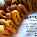 Lamezia: weekend con crispelle e musica al Chiostro Caffè