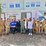 """Lamezia: il 2°  Reggimento """"Sirio"""" in prima linea per l'Avis"""