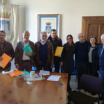 Castrovillari: Lions e Kiwanis donano al comune libri e penne