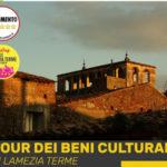 Lamezia domenica 2° tappa del tour tra i beni culturali della citta'