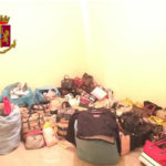 Contraffazione: sequestro merce a Corigliano Rossano, 2 denunce