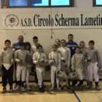 Sciabola: circolo scherma Lamezia ai campionati italiani Riccione