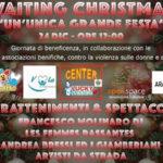 Lamezia: Waiting Christmas aperitivo solidale della Vigilia di Natale