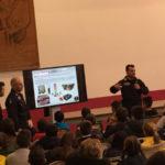 Natale: campagna Carabinieri in scuole Locride contro botti