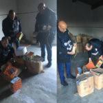 Botti: sequestrati 346 kg in un magazzino nel Cosentino