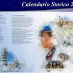 Reggio Calabria: presentato il Calendario Carabinieri 2019