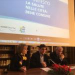 Catanzaro: comune aderisce al manifesto citta' della salute