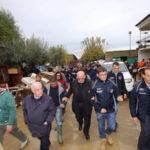 Maltempo: Oliverio nelle zone colpite dallo straripamento del Crati
