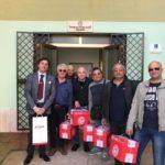 Corigliano-Rossano, Fidelitas dona risme carta Ufficio Giudice Pace