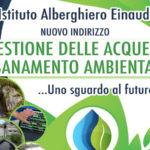 """Lamezia: all'Ipssar """"L. Einaudi"""" Gestione Acque e Risanamento Ambientale"""