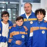 Lamezia: circolo scherma ottiene buoni risultati a Lucca