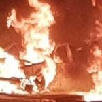 Intimidazioni: escalation nel Vibonese, tre auto in fiamme