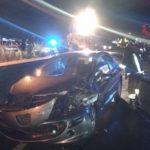 Incidenti: scontro tra due auto sulla 106 nel Catanzarese, 2 feriti