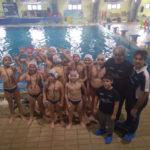 Lamezia: Arvalia Nuoto conquista 3° posto di Società Propaganda