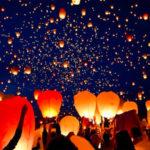 Capodanno: Coldiretti, Sos lanterne volanti per boschi e animali