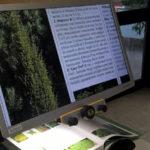 AgrariaUniRC: in biblioteca postazione per ipovedenti