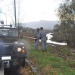 Lavori non autorizzati: sequestrato 1,6 km di fiume nel Cosentino