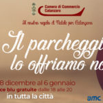 Natale: Catanzaro, la Camera di Commercio regala il parcheggio