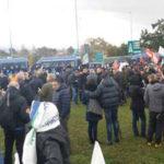 Lavoro: precari Calabria manifestano a Roma davanti al Senato