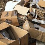 Rifiuti: smaltimento illecito, una denuncia a Crotone