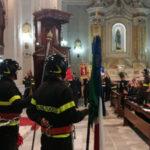 Vigili del fuoco celebrata a Catanzaro la patrona  S.Barbara