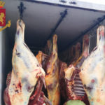 Fermati con 29 q.li carne, 3 denunce per macellazione clandestina