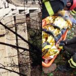 Tenta suicidio lanciandosi da cavalcavia A2, ferita donna
