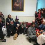 Lamezia: Befana di Ara Donne Insieme visita anziani casa riposo