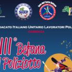 Castrovillari: arriva puntuale la befana del poliziotto Siulp