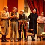 """Teatro: risate e applausi nello spettacolo """"L'Aria del Continente"""