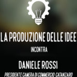 Lamezia: Presidente Rossi ospite della Produzione delle Idee