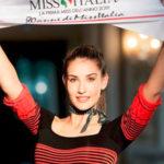 """Miss Italia: Susanna,19enne tennista romana """"Prima miss dell'anno"""""""