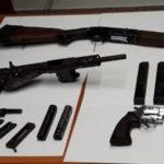 Trovato con armi e munizioni 50enne arrestato dai Carabinieri a Platì