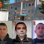 Rapine e furti, tre arresti della Polizia tra Lamezia e Reggio