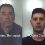 Sicurezza: controlli Carabinieri, due arresti e tre denunce