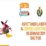 Lamezia: aspettando la Befana al Center Lucky Friends