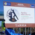 Giorno memoria: cartelloni Regione e Anas installati svincolo Tarsia