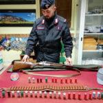 Caccia al cinghiale con munizioni vietate, denunciato