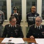 Carabinieri: forestali, 1.492 denunce in Calabria e Sicilia nel 2018