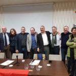 Enzo Scalese, segretario generale Cgil Area Vasta CZ-KR-VV