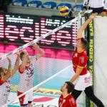 Pallavolo: Kemas Lamipel Santa Croce-Conad Lamezia 3-0