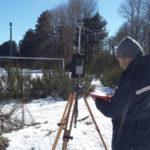 Ambiente misurazione di campi elettromagnetici a Nardodipace