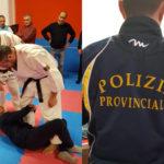 Cosenza: la Polizia Provinciale a lezione di autodifesa