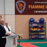 Polizia: Gabrielli inaugura sezione giovanile Fiamme Oro Catanzaro