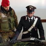 Armi: padre e figlio arrestati nel Vibonese