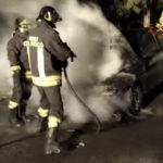 Lamezia: LanciaY danneggiata da un incendio in località Marinella