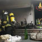 Incendi: friggitrice in fumo in un albergo di Nocera Terinese