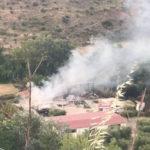 Firmo: incendio Isola ecologica: arrivano 50mila euro per ripristino