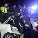 Incidenti stradali: scontro sulla 106 nel catanzarese, tre feriti