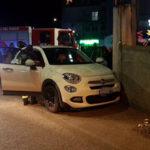 Catanzaro: malore alla guida, va a sbattere al muro con la sua auto